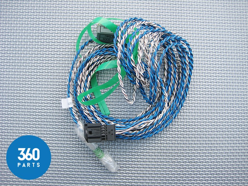 new genuine bmw 5 6 series repair cable passenger airbag Spark Plug Wire Looms Hot Rod Wire Looms for Doors