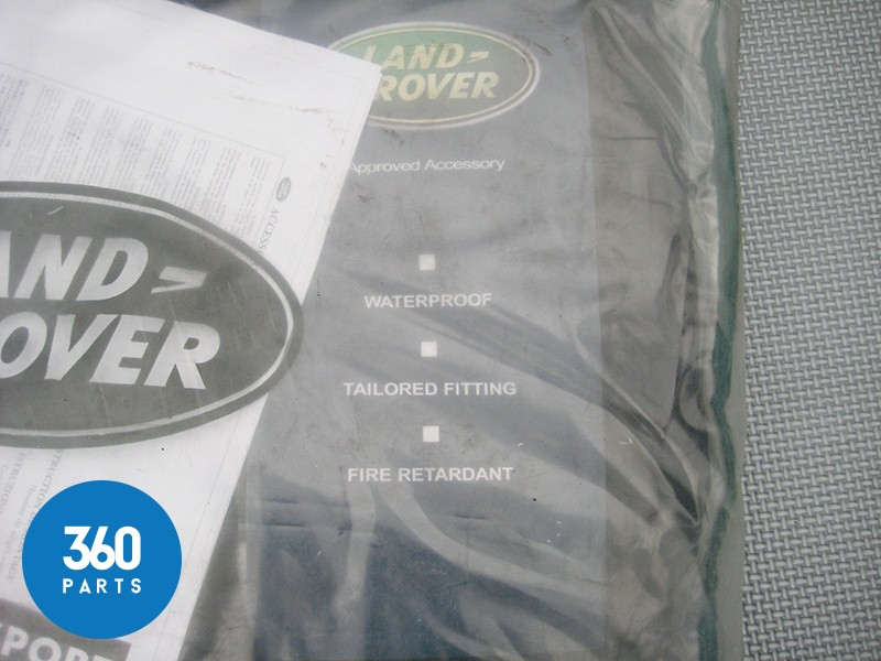 NEW GENUINE RANGE ROVER SPORT WATERPROOF SEAT COVERS FRONT