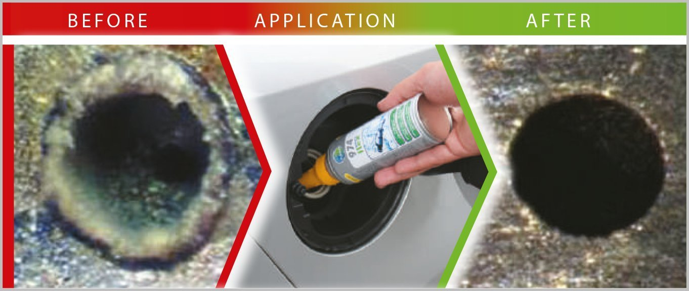 Remove Paint Deposit From Car