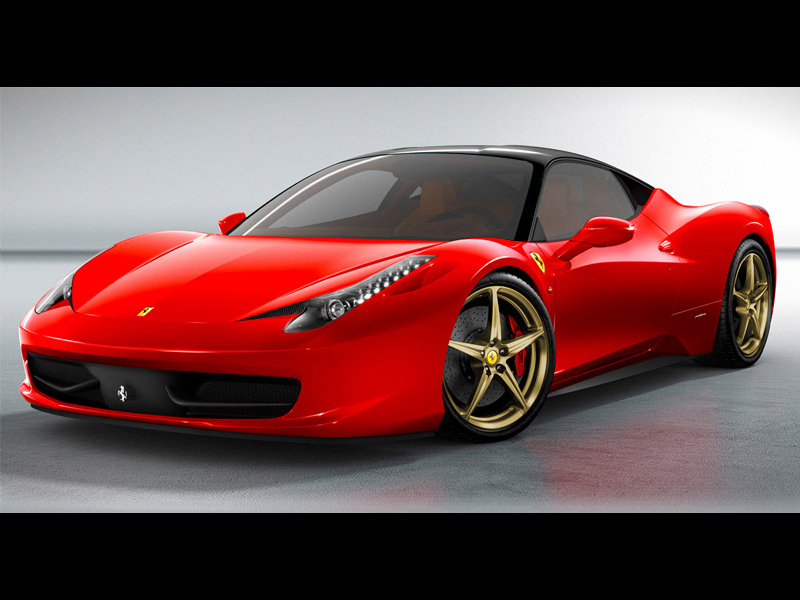 please call 44 01276 536405 or email info360 wheelscom for a quote or enquiries - Ferrari 458 Gold Wheels